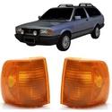 Lanterna Dianteira Gol/Parati/Saveiro/Voyage 1991 a 1994 Âmbar Modelo Arteb