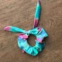 Scrunchie Tie Dye Vibes