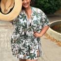 Kimono Plus Size Savana