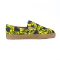 Tênis Unissex Slip On Estampa Afro Simone
