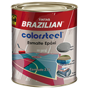 Esmalte Epóxi Cinza M N6,5 2,7 Litros - Brazilian