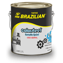 Fundo Primer Epóxi Cinza N6,5 2,7L - Brazilian
