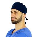 Bandana Cirúrgica Azul Marinho
