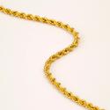 Cordão Torcido em Ouro Amarelo 18k 750