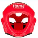 Protetor de Cabeça Capacete Sem Grade - Fheras