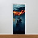Adesivo para Porta - Batman Cavaleiro das Trevas