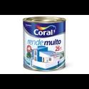CORAL RENDE MUITO FOSCO BRANCO 900ML