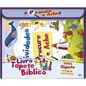 LIVRO TAPETE BÍBLICO - PROCURE E ACHE