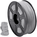 Filamento PLA+ 1.75mm 1kg - Cinza
