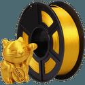 Filamento PLA+ Silk 1.75mm 1kg - Light Gold