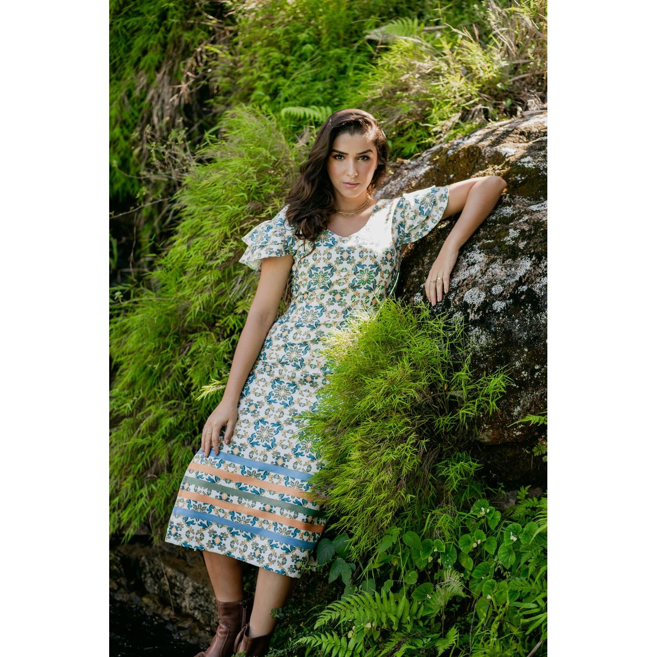 Vestido Helenna - Jayane Picanço
