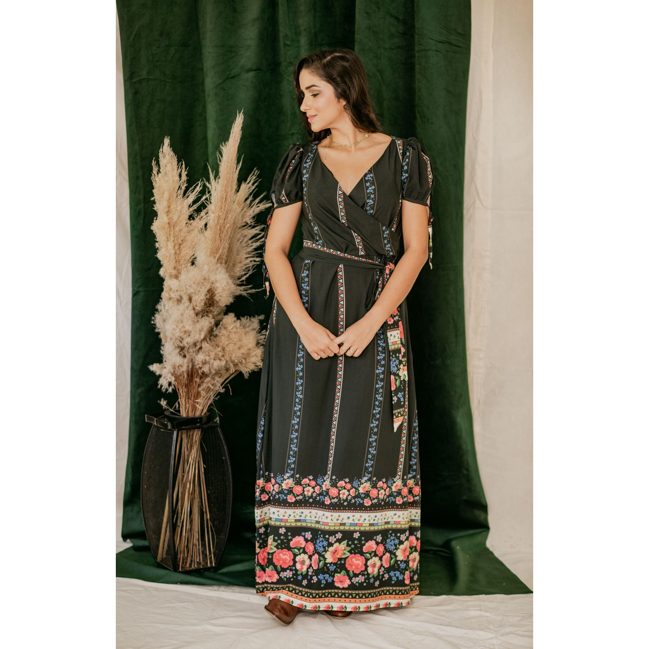 Vestido Monaliza - Jayane Picanço
