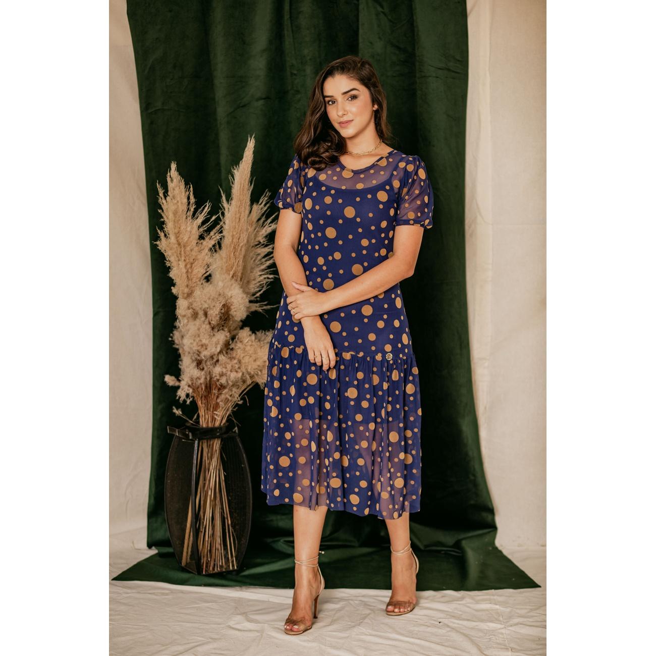 Vestido Juliana - Jayane Picanço