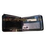 Carteira Masculina Mitty Preto - K0-CF ASP-CA-844