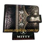 Carteira Masculina Mitty Preto - K20F-LP ASP-CA-758