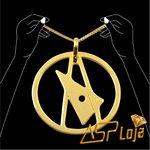 Pingente em Ouro 18k Formatura Símbolo Arquitetura-PG156
