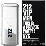 Perfume 212 Vip Men Carolina Herrera - Eau de Toilette 50ml-459