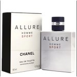 Perfume Chanel Allure Homme Sport EDT Masculino 50ml