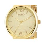 Relógio Euro Dourado Feminino EU2036LYT/K4D - ASP-RLG-1634