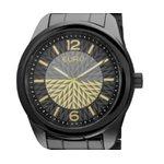 Relógio Euro Feminino Linha Fan Dourado - EU2034AM/4P - ASP-RLG-2790