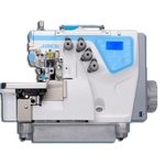 Máquina de Costura Interloque Jack Eletronico C4 Para Material Pesado