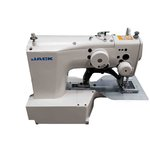 Máquina de Costura Travete Eletrônico Área 6x4Cm Direct Drive Jack