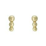 Brinco Ear Cuff Metal Lesprit 37607/03 Dourado
