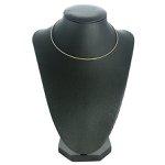 Colar Choker Metal Lesprit CLES02081 Dourado
