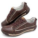 Sapatos Casual Porshe Bmbrasil 114/04 Marron
