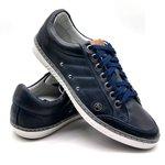 Sapatos CASUAL AMERICA Sapatenis BMBRASIL 750/03 AZUL