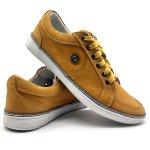 Sapatos CASUAL AMERICA SAPATENIS BMBRASIL 759/12 MOSTARDA