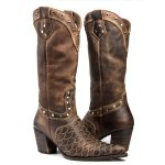 Bota Country Feminina Texana 3061 ESC