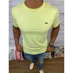 Camiseta Lacoste - amarela