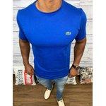 Camiseta Lacoste - azul bic