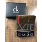Carteira Calvin Klein - Marrom Claro