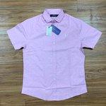 Camisa Ralph Lauren - Manga Curta Rosa