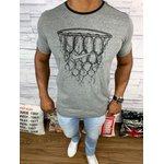 Camiseta Nike - Cinza