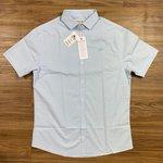 Camisa Social Lacoste - Manga Curta
