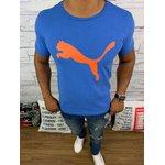 Camiseta Puma - Azul Bic