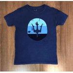 Camiseta Osk - Azul Marinho