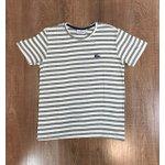 Camiseta Lacoste - Listra Cinza