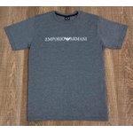 Camiseta Armani - Cinza Escuro