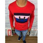 Camiseta Manga Longa Tommy Hilfiger - Vermelha