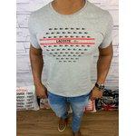 Camiseta Lacoste - Cinza