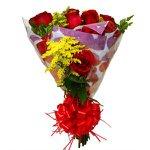 Buque Rosas Importadas Carinho
