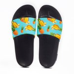 Chinelo Slide Thuco Abacaxi