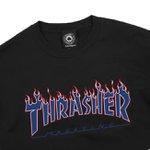 Camiseta Thrasher Patriot Black
