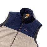UniFloc Classic Vest Bege/Navy