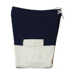 BOARDSHORTS DIAMOND UN POLO AZUL
