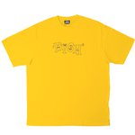 Camiseta High Tee Mood Yellow